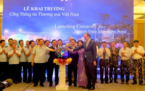 Opening Vietnam Trade Portal