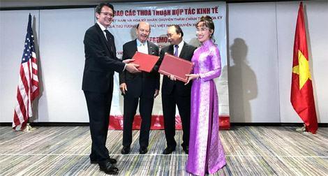 Vietjet ký các Hợp đồng, Thoả thuận trị giá 4,7 tỉ đô la với CFM International, Hoa Kỳ