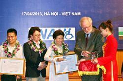 Nữ doanh nhân Nguyễn Thị Kim Liên: Nữ doanh nhân của tâm và tài