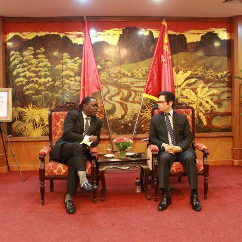 Nhật Bản mong muốn Việt Nam hợp tác tăng cường chuỗi giá trị sản phẩm