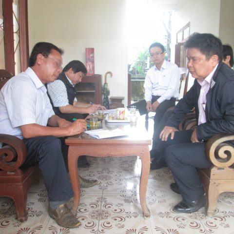 Vụ QSDĐ của gia đình Mẹ VNAH Trương Thị Thị: Quảng Ngãi lúng túng trong cách giải quyết