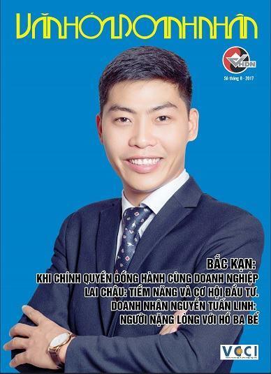Tạp chí doanh nhân Tháng 8/2017