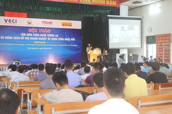 VCCI đồng hành hỗ trợ giải pháp công nghệ cho DN