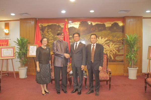 Tăng cường mối liên kết DN Việt Nam – Thái Lan