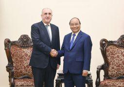 Thủ tướng tiếp Bộ trưởng Ngoại giao Azerbaijan