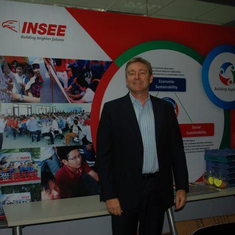 Công ty TNHH Siam City Cement Việt Nam (INSEE): Cam kết xây dựng tương lai bền vững