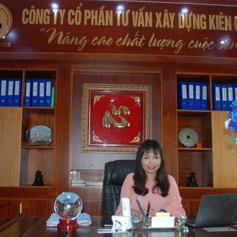 Công ty CP Tư vấn Xây dựng Kiên Giang:Hành trình 20 năm khẳng định thương hiệu