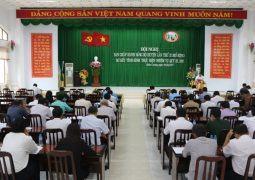 Huyện Kiên Lương:Nhiều lợi thế để hội nhập sâu rộng