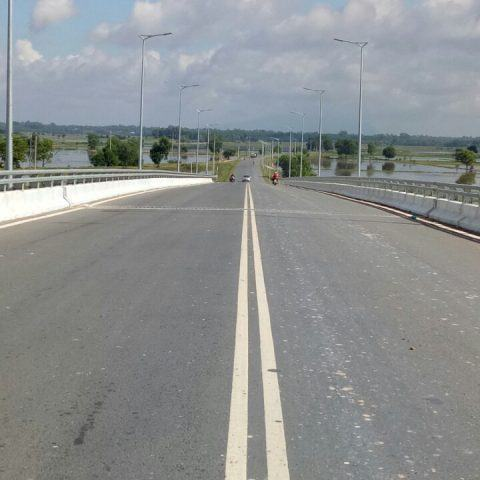Ban Quản lý dự án đầu tư xây dựng ngành Giao thông tỉnh Tây Ninh: Góp phần hoàn thiện hạ tầng giao thông