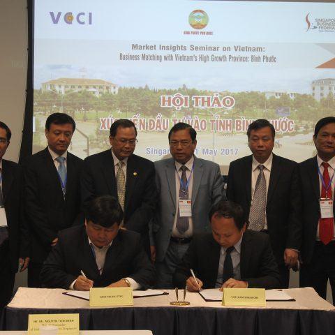 Trung tâm xúc tiến đầu tư Thương mại du lịch tỉnh Bình Phước: Phát triển bền vững gắn liền thu hút đầu tư có chọn lọc