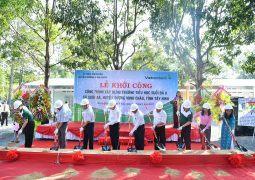 Vietcombank Tây Ninh đồng hành cùng nông nghiệp công nghệ cao