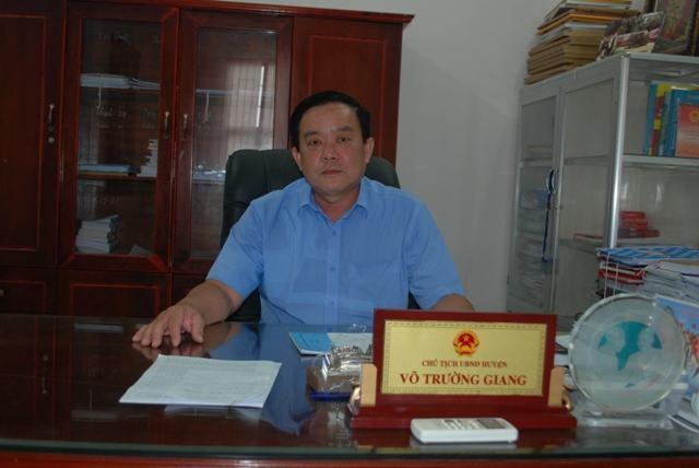 Huyện Phú Tân: Tiến bước vững vàng bằng nền tảng vững chắc