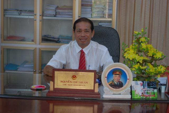 UBND Huyện Đầm Dơi: Tạo sức bật mới từ cốt cách anh hùng