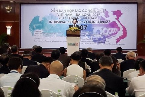 Diễn đàn Hợp tác Công nghiệp Việt Nam – Đài Loan