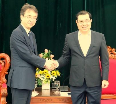 Doanh nghiệp Nhật Bản hướng đến thị trường Đà Nẵng