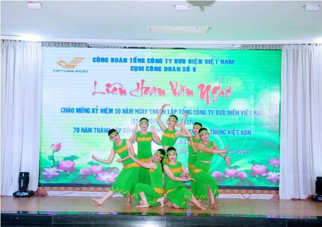 Bưu điện tỉnh Bình Thuận:Năng động cùng địa phương nâng cao năng lực cạnh tranh