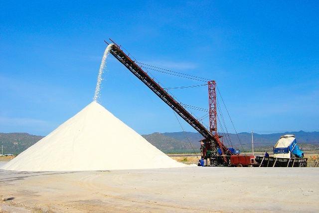 Công ty CP Muối Vĩnh Hảo VIHASACO – Gắn sản xuất với bảo vệ môi trường