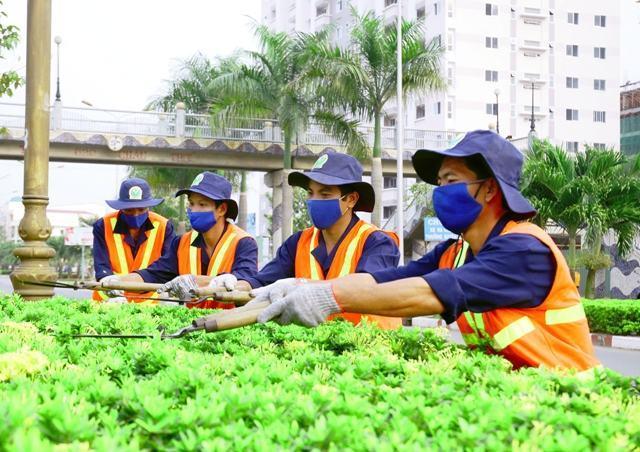 Công ty Cổ phần Môi trường SONADEZI: Nỗ lực xây dựng Thành phố Xanh – Sạch – Đẹp