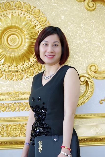 """Nữ doanh nhân Nguyễn Thị Thùy Dương: """"Sống là cho, đâu chỉ nhận riêng mình"""""""