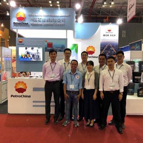 PetroChina Thương hiệu dầu nhớt mới cho khách hàng Việt Nam
