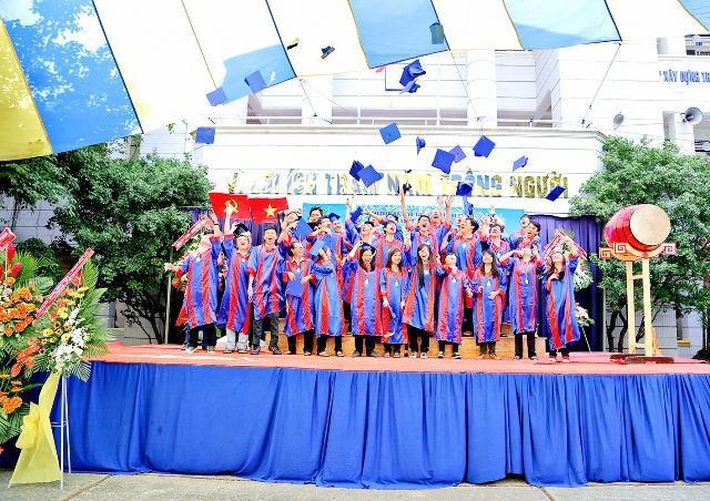 Trường THPT Bùi Thị Xuân: Tiến tới nền giáo dục hội nhập quốc tế