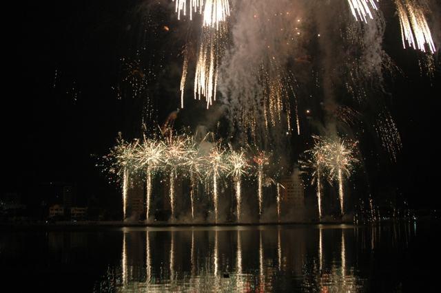 Đà Nẵng: Lễ hội pháo hoa DIFF 2018 chính thức khai mạc