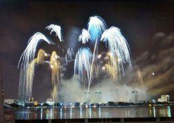 Đà Nẵng: Thắp sáng Sông Hàn trong đêm pháo hoa thứ 4 DIFF 2018