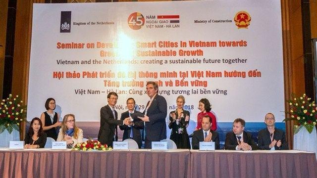 Hơp tác kinh tế – Thương mại Viêt Nam – Hà Lan