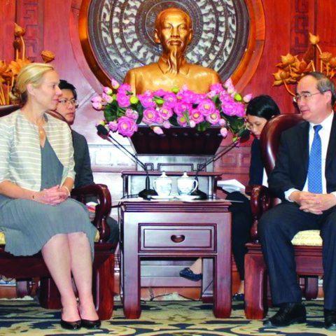 Hợp tác giữa TP. Hồ Chí Minh và ROTTERDAM: Bảo vệ và cơ hội
