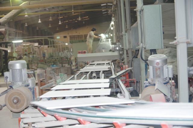 Công ty CP Gạch Granit Nam Định: Không ngừng lớn mạnh, không ngừng vươn xa