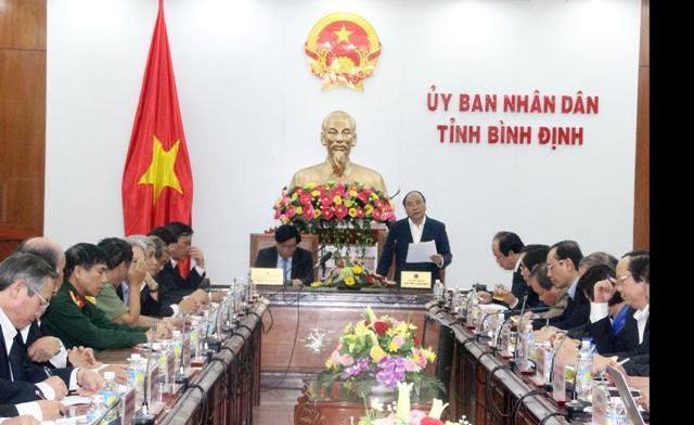 Bình Định: Phát huy vai trò cưc tăng trưởng khu vực