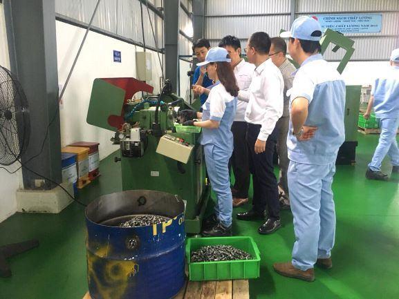 Công ty TNHH Sản xuất và Thương mại Tùng Lâm với phương châm: Đối tác tin cậy – Phát triển bền vững