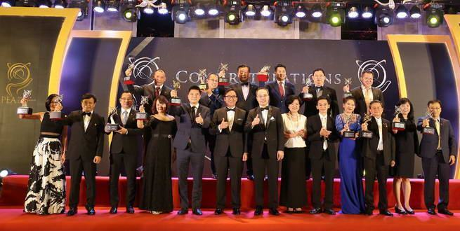 Giải thưởng kinh doanh Xuất sắc Châu Á 2018 vinh danh doanh nghiệp và doanh nhân Việt Nam