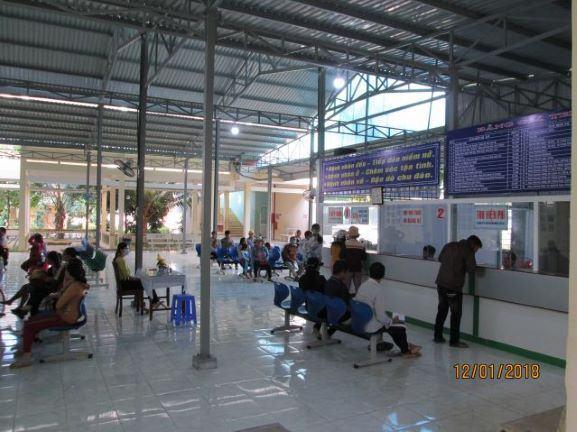 Trung tâm y tế huyện Hàm Thuận Nam: Đẩy mạnh lộ trình BHYT toàn dân