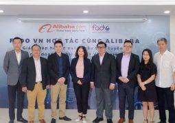 Fado.vn trở thành đối tác chính thức của Alibaba.com