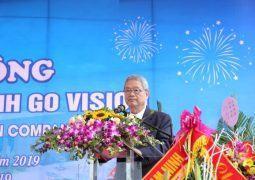 Hải Phòng: Công ty TNHH Go Vision tổ chức lễ khởi công xây dựng nhà máy