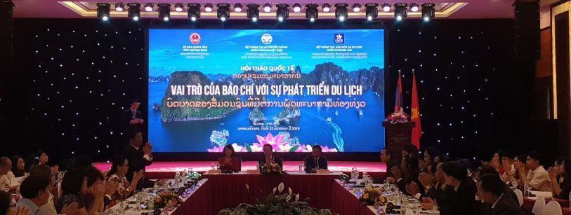 Quảng Ninh: Hội thảo Quốc tế về vai trò của báo chí với sự phát triển du lịch