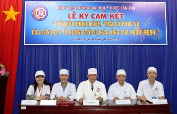 Bệnh viện Đại học Y Dược Cần Thơ: Chuẩn chuyên môn, tận tâm phục vụ
