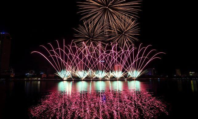 Khai mạc Lễ hội Pháo hoa quốc tế Đà Nẵng – DIFF 2019