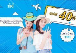 Bắt tay với Tiki, Liberty Việt Nam phủ sóng mọi kênh trực tuyến