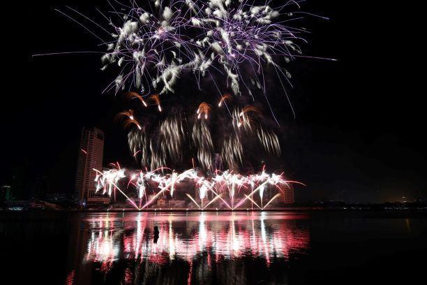 Lễ hội pháo hoa quốc tế Đà Nẵng 2019: Đội Phần Lan đoạt cúc vô địch