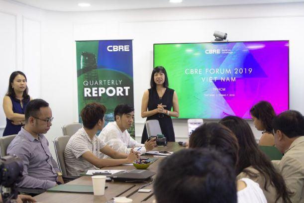 Qúy II/2019: Nguồn cung căn hộ bán tại Tp.HCM giảm