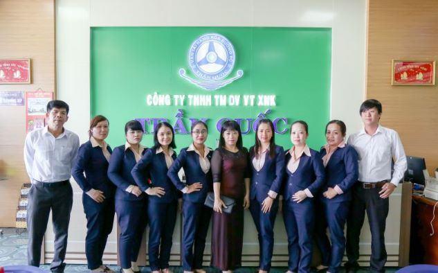 Công ty TNHH TMDV Vận tải XNK Trần Quốc: Năng động, sáng tạo là chìa khóa thành công