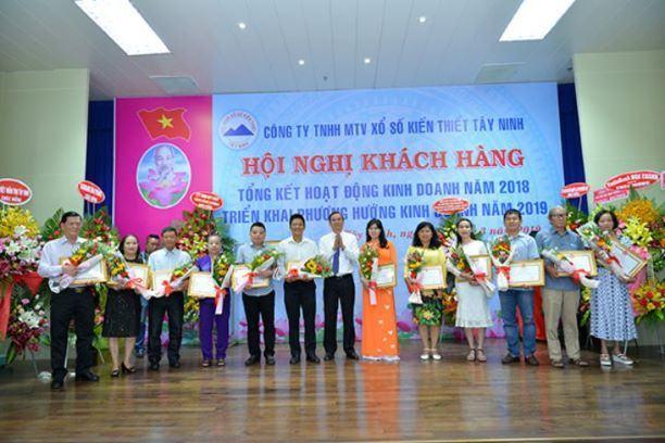 Công ty TNHH MTV Xổ số kiến thiết Tây Ninh: Nỗ lực phấn đấu vì một tương lai tốt đẹp hơn