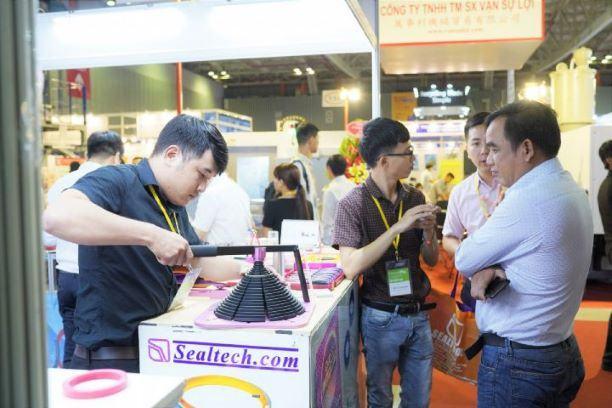 VietnamPlas diễn ra từ ngày 3-6/10 tại SECC, giải pháp sản xuất thông minh và bền vững