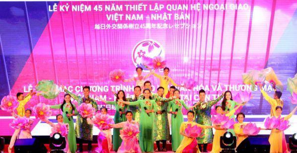 Giao lưu Văn hóa Thương mại Việt Nam – Nhật Bản lần 5
