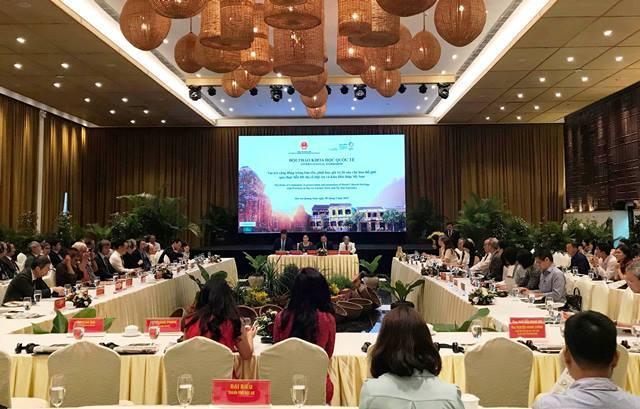 Quảng Nam: Nâng cao vai trò cộng đồng trong bảo tồn, phát huy giá trị di sản văn hóa thế giới