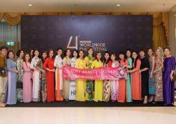 Rosy Beauty – Khẳng định giá trị thương hiệu qua sự kiện Đại hội phun xăm thẩm mỹ toàn cầu lần thứ 4 tại Thái Lan!