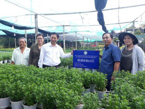 Trung tâm Ứng dụng Nông nghiệp Công nghệ cao tỉnh Đồng Tháp: Thúc đẩy hiệu quả ứng dụng công nghệ cao tại địa phương