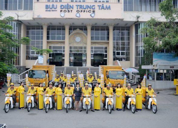 Bưu điện tỉnh Long An – Không ngừng đổi mới, sáng tạo vì khách hàng